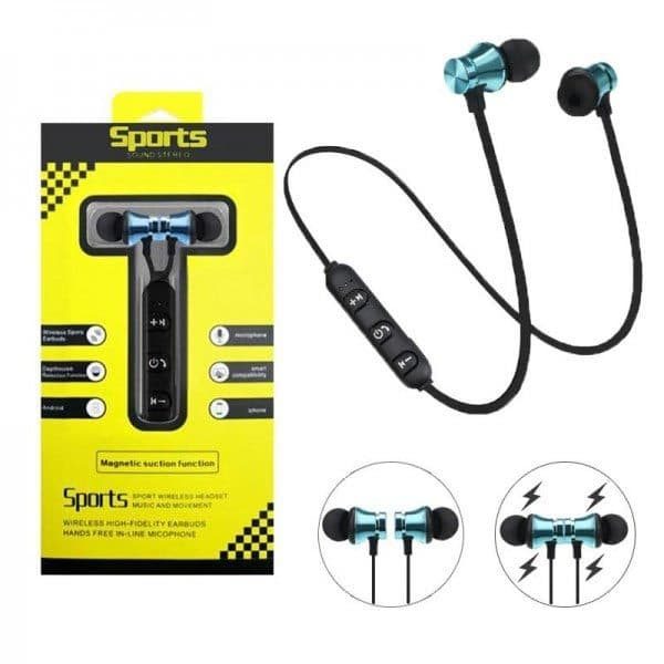 Bluetooth Headphones Sport Earphones Stereo Wireless Khareedomobile